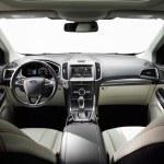2016 Ford Edge Titanium Daahboard