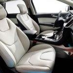 2016 Ford Edge Titanium Front Seats