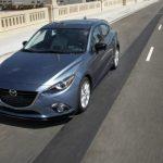 2015+Mazda3+5D+s+Touring+6MT+Blue+Reflex #1