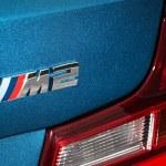 2016 BMW M2 Rear Badge