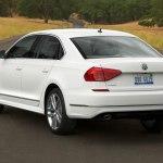 2016 Volkswagen Passat R-Line Left Rear Three Quarters