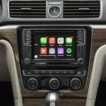 2016 Volkswagen Passat Touchscreen Infotainment System
