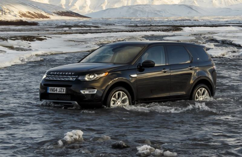 Off Road 2016 Land Rover Discovery Sport Review Photo