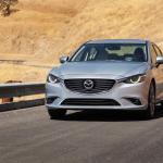 2016 Mazda 6 Front Fascia