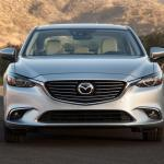 2016 Mazda 6 Front Fascia 2
