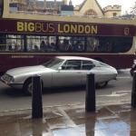 Citroen DS in London