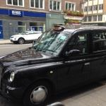 Image of London black cab