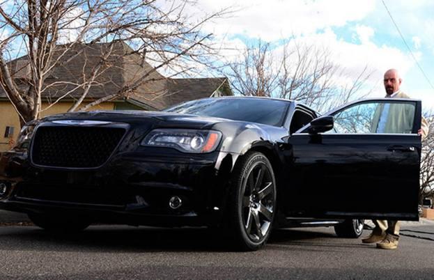 2012 Chrysler SRT-8