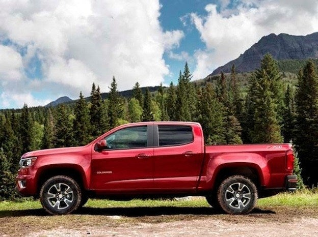 2015 Chevrolet Colorado 3