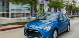 2016 Scion iA 4-Door Sedan Review
