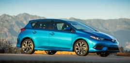 2016 Scion iM 5-Door Hatchback Review