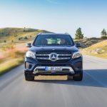 2017 Mercedes-Benz GLS 450 4MATIC Front Fascia