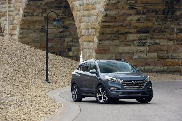 Hyundai Tucson #6