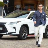The Life RX : Jude Law ambassadeur du nouveau Lexus RX !