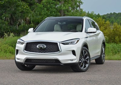 2019 Infiniti QX50 Essential AWD Review & Test Drive