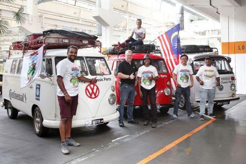 Nifty Vw Camper Van Fans Automotive Blog Vw Camper Van Rental Albuquerque Vw Camper Van 2019 From Malaysia To Volkswagen Fans Cover Miles Epic Journey