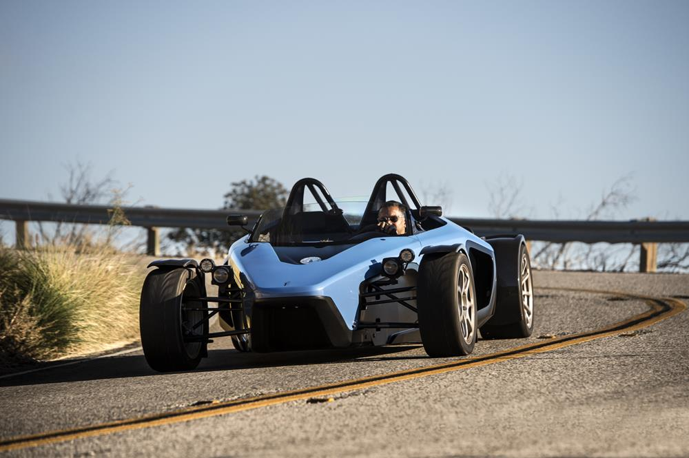Drakan Spyder Street Legal Track Machine by Sector111