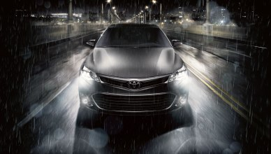 Rain Driving Tips_Toyota