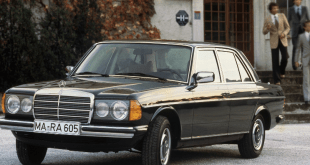 A new star begins its long journey: the W 123 model series, launched in January 1976.