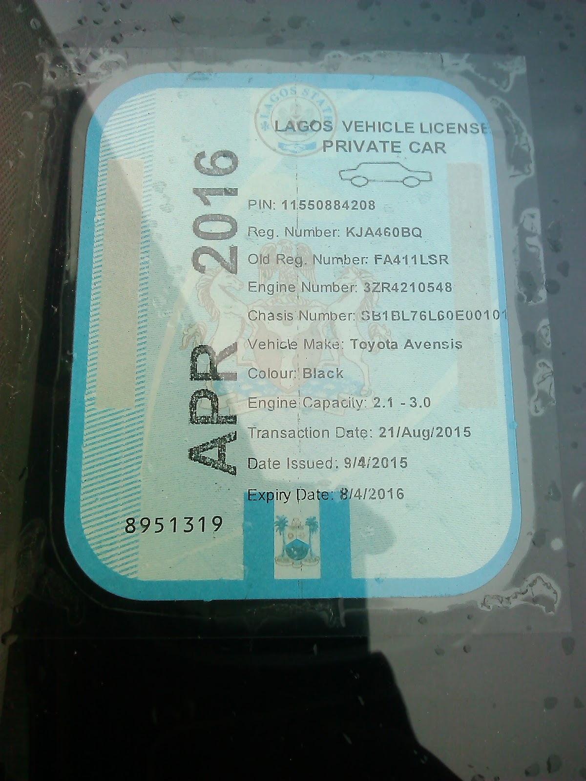 Driving In Nigeria And The Necessary Documents Required