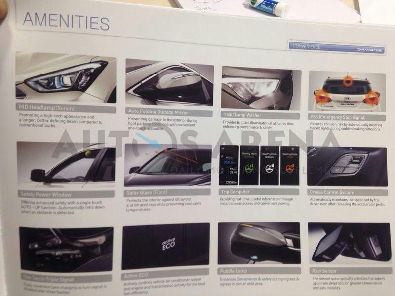 Hyundai Santa Fe Brochure 4 Autosarena Com