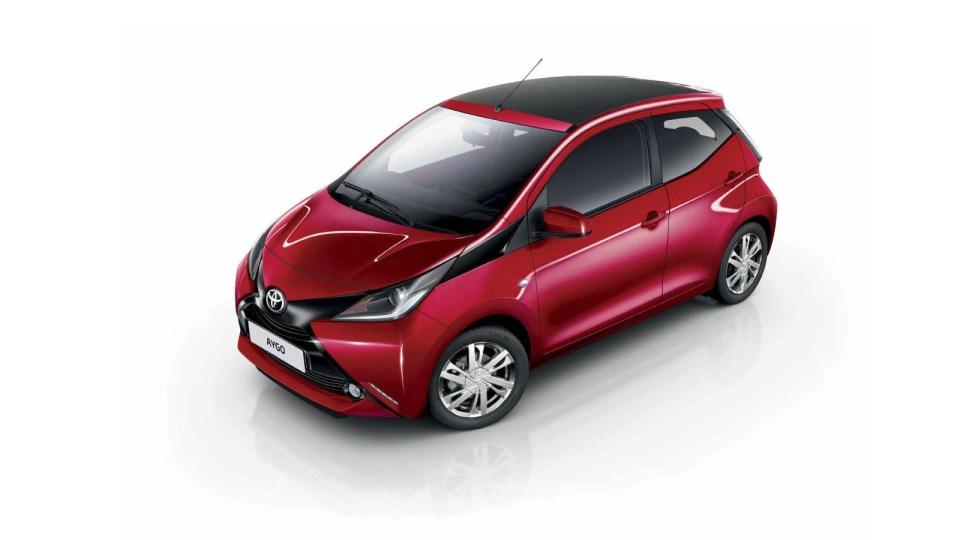 Toyota Aygo 2015 Exterior 3 Autosarena Com