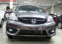 Honda Brio Facelift (1)