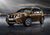 Nissan Terrano Automatic Sandstone_Brown