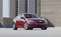 Chevrolet Cruze, which has six-speed automatic transmission jointly developed by Ford and GM