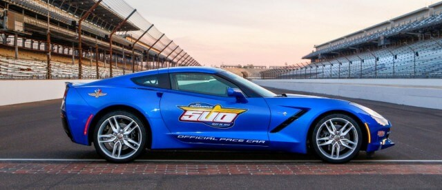 Corvette Stingray Indy 500 pace car
