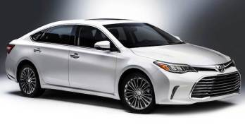 2016 Toyota Avalon Reviews Picture