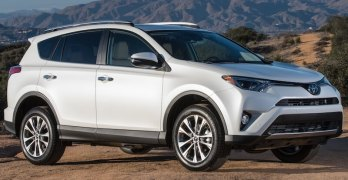2016 Toyota RAV4 Reviews Picture