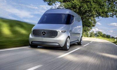 Nova Van do Futuro da Mercedes