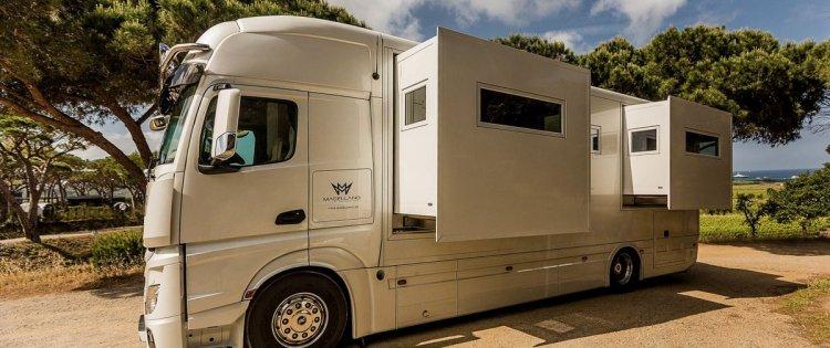 Magellano Edition I: Wohnmobil-Traum für 680.000 Euro