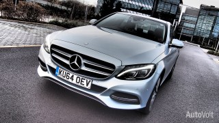 Mercedes C300 BlueTEC Hybrid Sport Photo