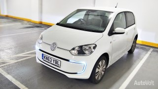 Volkswagen e-up! Photo
