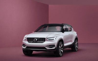 Volvo Electrifies its Future Small Cars