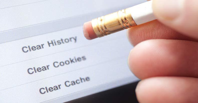 come eliminare cronologia google