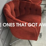 THE ONES THAT GOT AWAY: MOSTLY CHAIRS