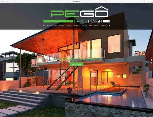 PEGO Haus und Design und auXforma. Das ist Design.