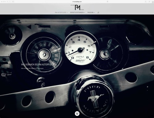 RM Autopflege und Tuning | crafted by auxforma's hipster
