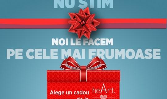 banner heartmade campanie publicitara