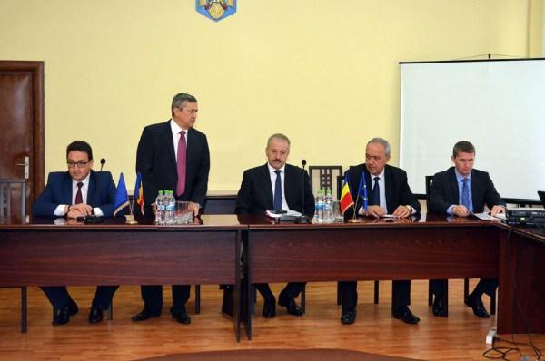 Guvernul a aprobat memorandumul pentru Valea Jiului