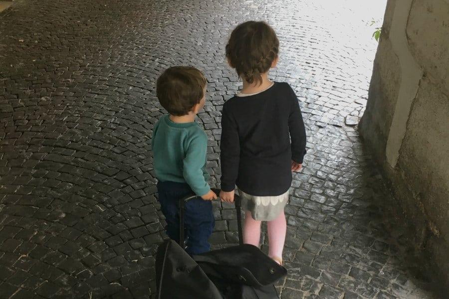 Le travail de maman et les enfants à l'école: la subtile équation?