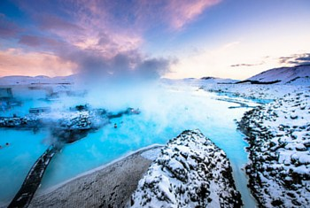 Blue Lagoon, Iceland!
