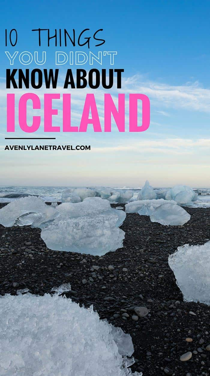 Iceland is a fantastic place to visit. The geography is what attracts most people, but the Icelandic culture only adds to the allure of the island. Click through to read 10 things you didn't know about Iceland.