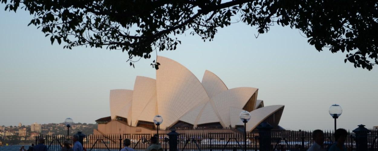La llegada a Australia y el maravilloso comienzo de 2014 en Sydney