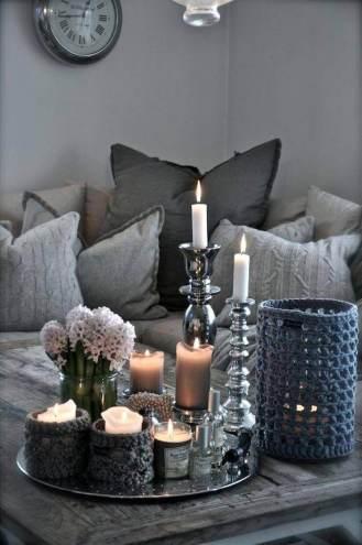 bougies-salon-decoration-hiver