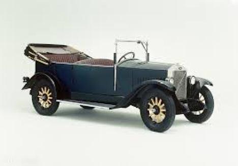 """1927 Volvo """"Jakob"""""""