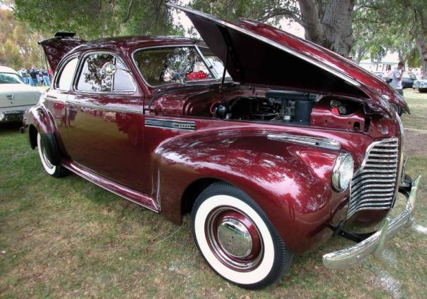 1940 Buick Super Coupe
